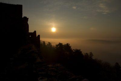Slunce se na obloze posune o 15° každou hodinu.