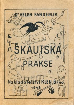 """Obálka """"brněnských"""" poválečných vydání byla překreslena."""
