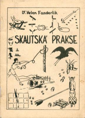 Třetí překreslená verze obálky z roku 1968-9.