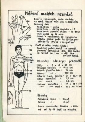 Překreslená tab. 1 ve vydání z roku 1985.